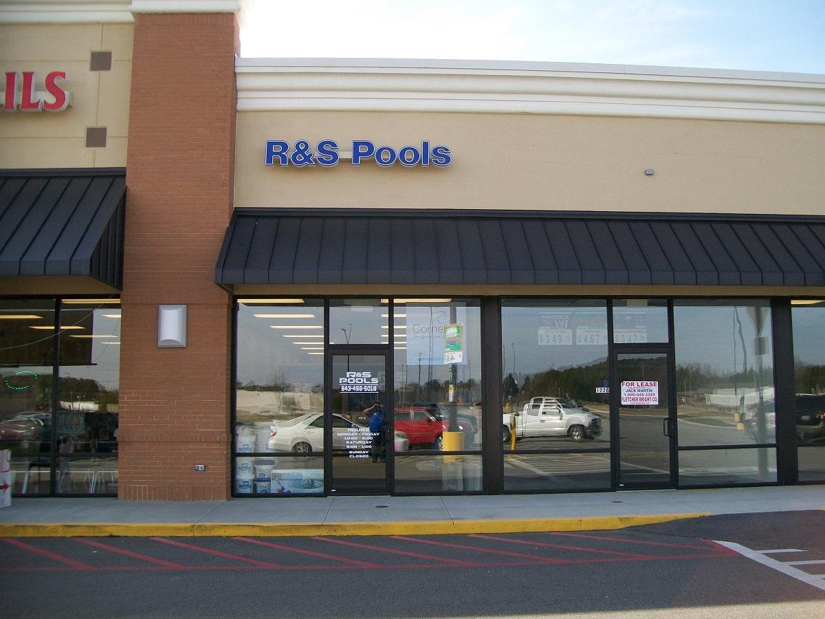 Bennettsville Storefront