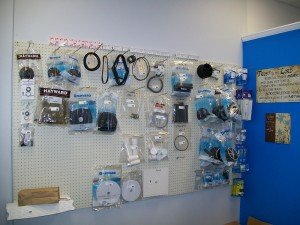 Pool service parts